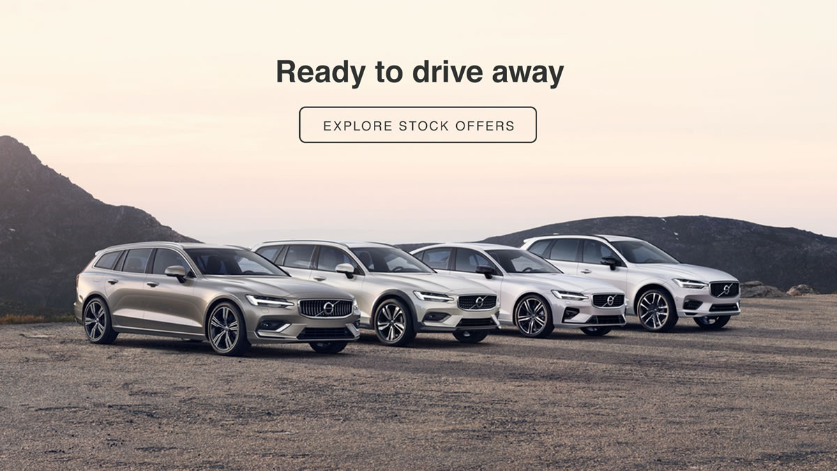 Cleland Volvo Stock Offers