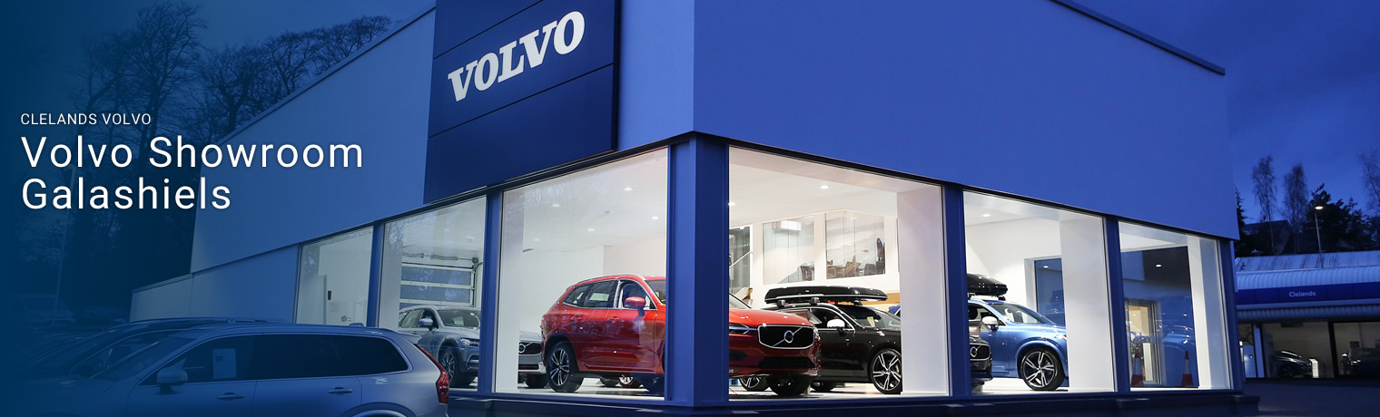 Clelands Volvo - New and Used Volvo Cars
